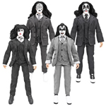 KISS Dressed to Kill Action Figures