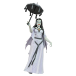 Munsters Raceway Lily Munster Action Figure