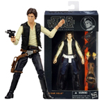 Star Wars Black Series Han Solo Action Figure