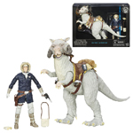 Star Wars Black Series Hoth Han Solo with Tauntaun Action Figure