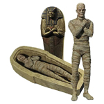 Universal Monsters The Mummy Action Figure