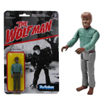 Universal Monsters The Wolfman ReAction Figure