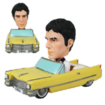 Scarface Vehicle Bobble Head