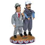 Abbott and Costello Animated Figures
