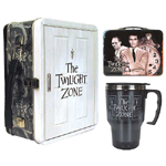 The Twilight Zone Doorway to the Twilight Zone Tine Tote Gift Set