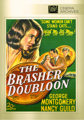 Fox Cinema Archives The Brasher Doubloon DVD