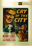 Cry of the City DVD