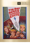 The Day Mars Invaded Earth DVD