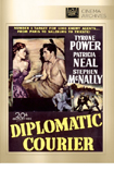 Diplomatic Courier DVD