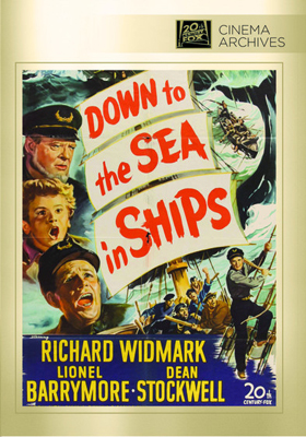 Fox Cinema Archives Down to the Sea in Ships DVD