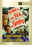 Down to the Sea in Ships DVD