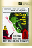 The Fiend Who Walked the West DVD