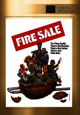 Fox Cinema Archives Fire Sale DVD