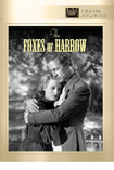 The Foxes of Harrow DVD
