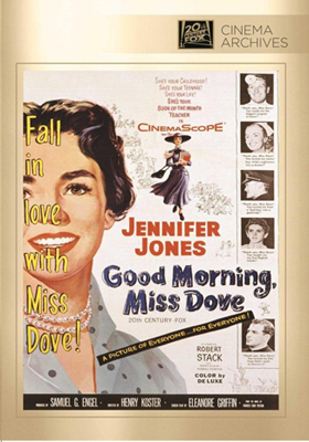 Fox Cinema Archives Good Morning Miss Dove DVD