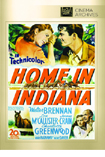 Home In Indiana DVD