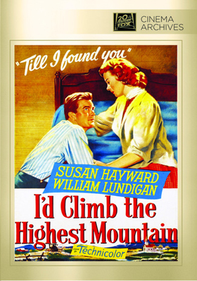 Fox Cinema Archives I'd Climb the Highest Mountain DVD-R