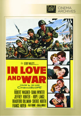 Fox Cinema Archives In Love and War DVD-R