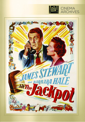 Fox Cinema Archives The Jackpot DVD-R