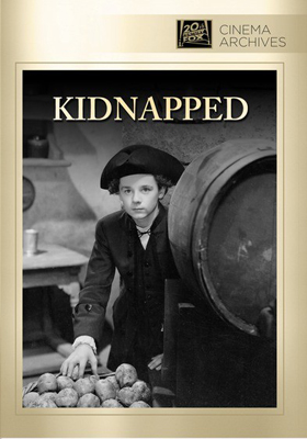 Fox Cinema Archives Kidnapped DVD-R