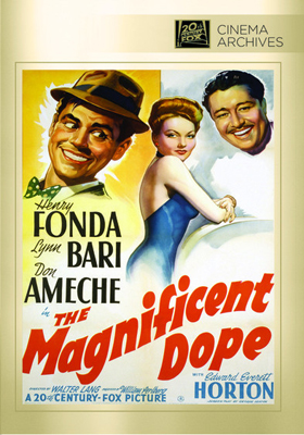 Fox Cinema Archives The Magnificent Dope DVD-R