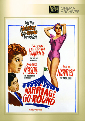 Fox Cinema Archives The Marriage-Go-Round DVD-R