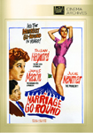 The Marriage-Go-Round DVD