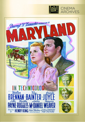 Fox Cinema Archives Maryland DVD-R