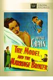 The Model and the Marriage Broker DVD