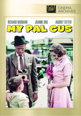 Fox Cinema Archives My Pal Gus DVD-R