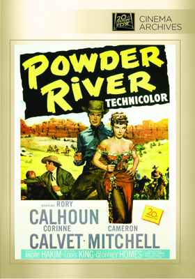 Fox Cinema Archives Powder River DVD-R
