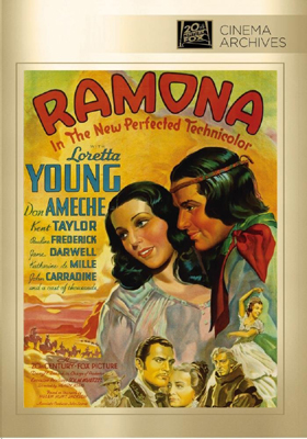 Fox Cinema Archives Ramona DVD-R
