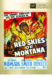 Red Skies of Montana DVD