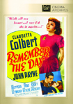 Remember the Day DVD