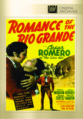 Fox Cinema Archives Romance of the Rio Grande DVD-R