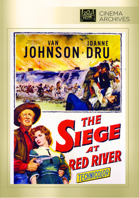 Fox Cinema Archives The Siege at Red River DVD-R
