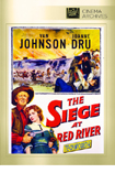 The Siege at Red River DVD