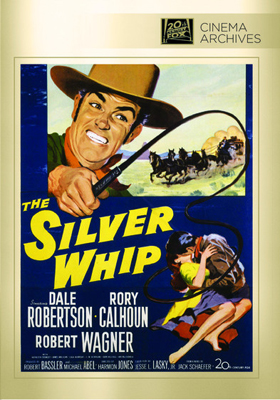 Fox Cinema Archives The Silver Whip DVD-R