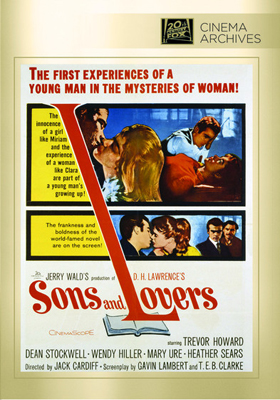Fox Cinema Archives Sons and Lovers DVD-R