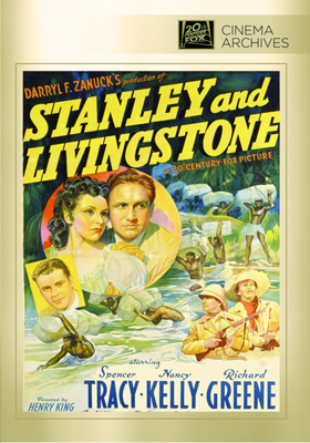 Fox Cinema Archives Stanley and Livingstone DVD-R