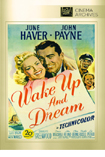 Wake Up and Dream DVD