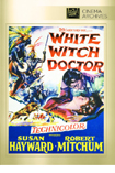 White Witch Doctor DVD
