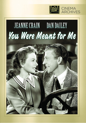 Fox Cinema Archives You Were Meant for Me DVD-R