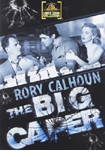 The Big Caper DVD
