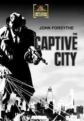 MGM Limited Edition Collection The Captive City DVD