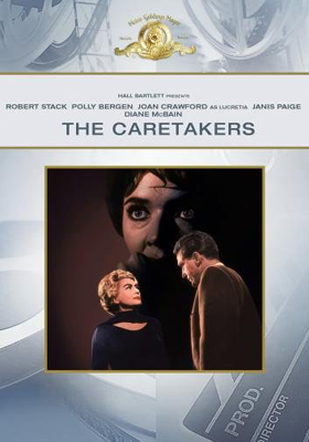 MGM Limited Edition Collection The Caretakers DVD