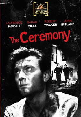 MGM Limited Edition Collection The Ceremony DVD