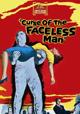 MGM Limited Edition Collection Curse of the Faceless Man DVD