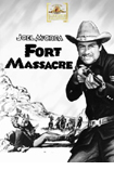 Fort Massacre DVD