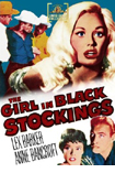 The Girl in Black Stockings DVD